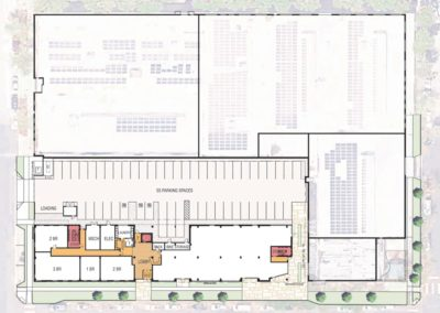 Early Concept Floor Plan